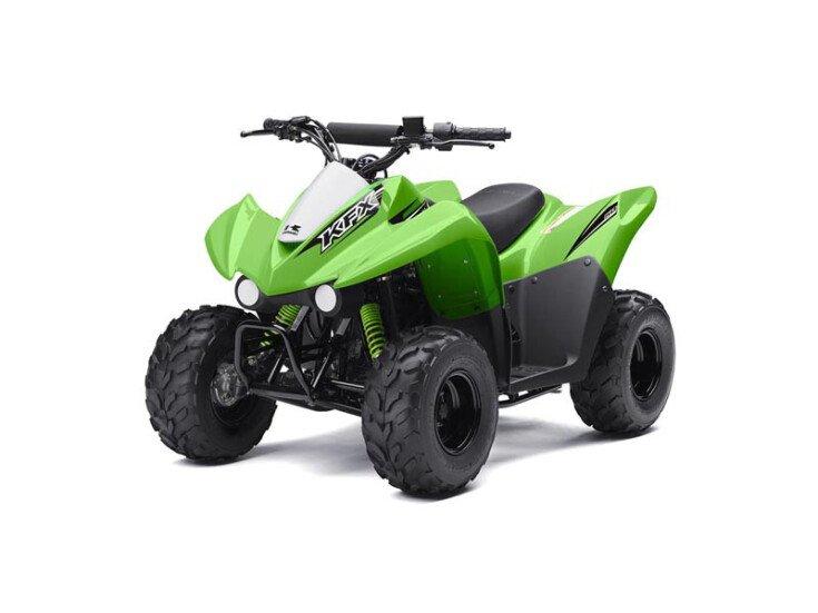 2016 Kawasaki KFX80 50 specifications