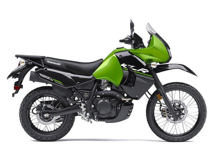 2016 Kawasaki KLR650 for sale 201145522