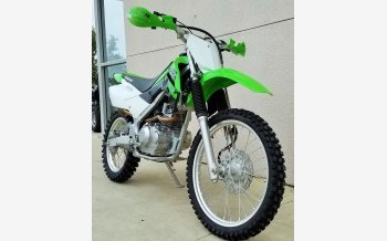 2016 Kawasaki KLX140L for sale 200640346