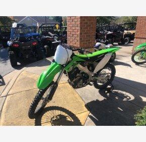2016 Kawasaki KX250F for sale 200635246