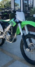 2016 Kawasaki KX250F for sale 200667786