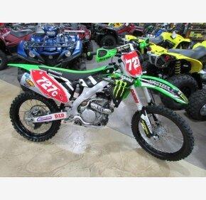 2016 Kawasaki KX250F for sale 200760564