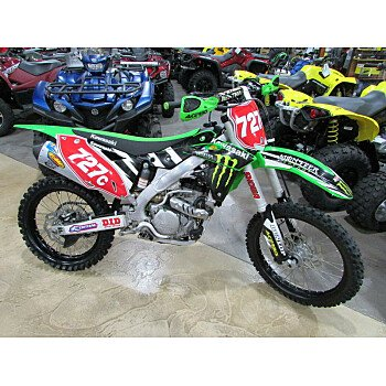 2016 Kawasaki KX250F for sale 200760564