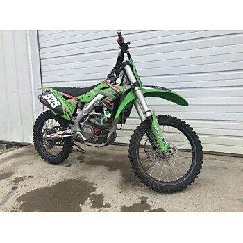 2016 Kawasaki KX250F for sale 200765223