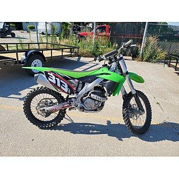 2016 Kawasaki KX250F for sale 200948967
