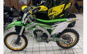 2016 Kawasaki KX450F for sale 200645821