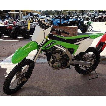 2016 Kawasaki KX450F for sale 200704262