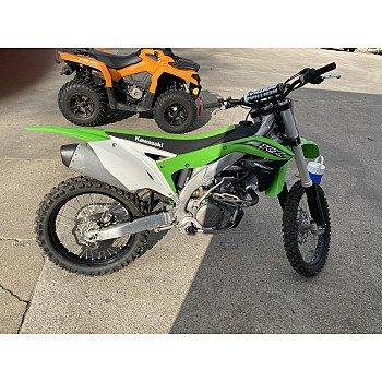 2016 Kawasaki KX450F for sale 200849642