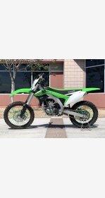 2016 Kawasaki KX450F for sale 200944244