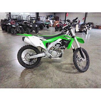 2016 Kawasaki KX450F for sale 200966857