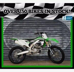 2016 Kawasaki KX450F for sale 200971204