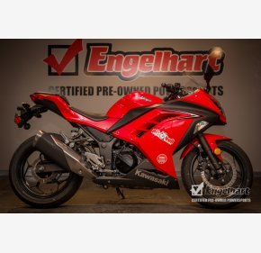 2016 Kawasaki Ninja 300 for sale 200582037