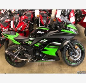 2016 Kawasaki Ninja 300 for sale 200620702
