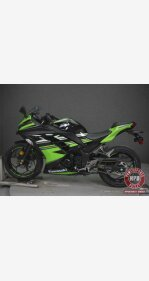 2016 Kawasaki Ninja 300 for sale 200640059