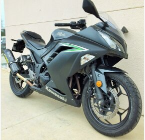 2016 Kawasaki Ninja 300 for sale 200640336