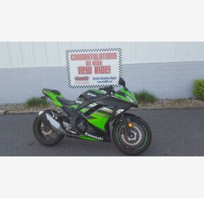2016 Kawasaki Ninja 300 for sale 200647764