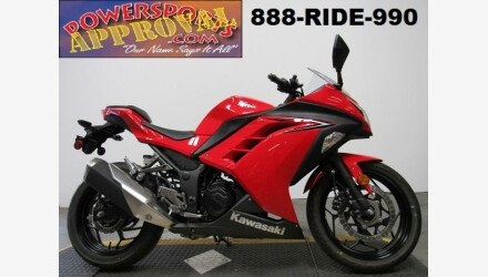 2016 Kawasaki Ninja 300 for sale 200710090