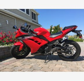 2016 Kawasaki Ninja 300 for sale 200712635