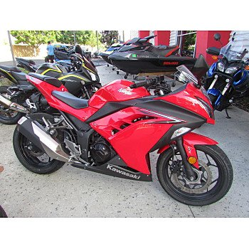 2016 Kawasaki Ninja 300 for sale 200744891