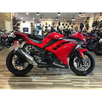 2016 Kawasaki Ninja 300 for sale 200810063