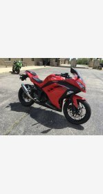2016 Kawasaki Ninja 300 for sale 201009734