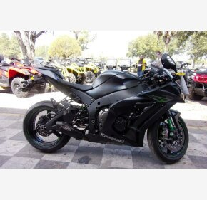 2016 Kawasaki Ninja ZX-10R for sale 200694127