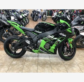 2016 Kawasaki Ninja ZX-10R for sale 200789309