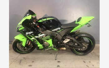 2016 Kawasaki Ninja ZX-10R for sale 200939839
