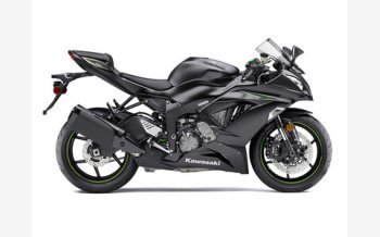 2016 Kawasaki Ninja ZX-6R for sale 200469854