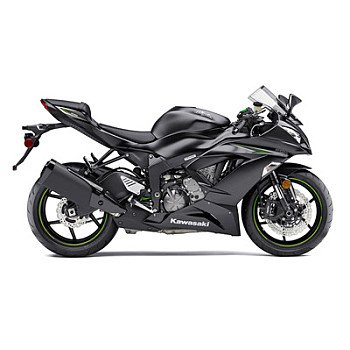 2016 Kawasaki Ninja ZX-6R for sale 200469861