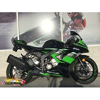 2016 Kawasaki Ninja ZX-6R for sale 200647202