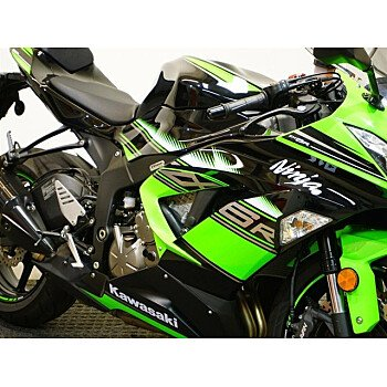 2016 Kawasaki Ninja ZX-6R for sale 200648026
