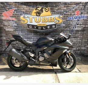 2016 Kawasaki Ninja ZX-6R for sale 200634425