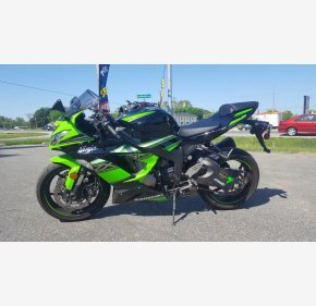 2016 Kawasaki Ninja ZX-6R for sale 200647748