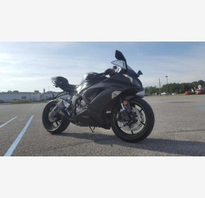 2016 Kawasaki Ninja ZX-6R for sale 200647823