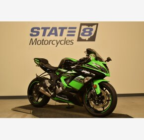 2016 Kawasaki Ninja ZX-6R for sale 200664646