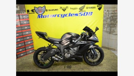 2016 Kawasaki Ninja ZX-6R for sale 200681548