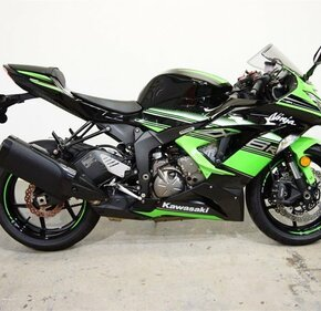 2016 Kawasaki Ninja ZX-6R for sale 200726830