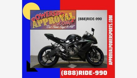 2016 Kawasaki Ninja ZX-6R for sale 200771005