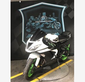 2016 Kawasaki Ninja ZX-6R for sale 200783942