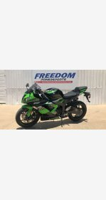 2016 Kawasaki Ninja ZX-6R for sale 200828296
