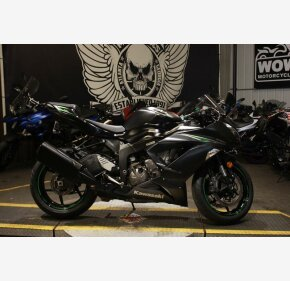 2016 Kawasaki Ninja ZX-6R for sale 200842640