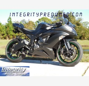 2016 Kawasaki Ninja ZX-6R for sale 200842871