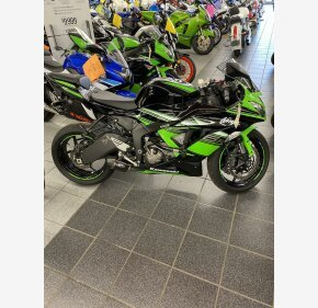 2016 Kawasaki Ninja ZX-6R for sale 200848982