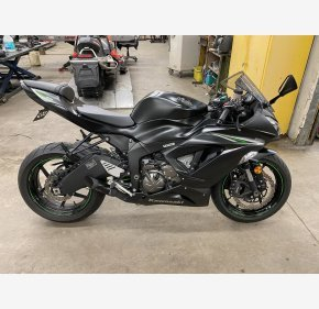 2016 Kawasaki Ninja ZX-6R for sale 200849597