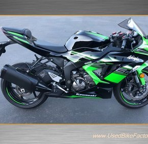 2016 Kawasaki Ninja ZX-6R for sale 200852457