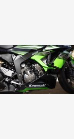 2016 Kawasaki Ninja ZX-6R for sale 200931846