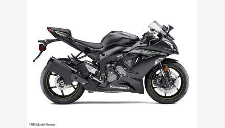 2016 Kawasaki Ninja ZX-6R for sale 200946568