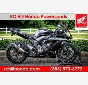 2016 Kawasaki Ninja ZX-6R for sale 200946799