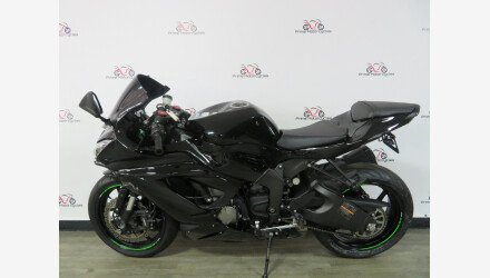 2016 Kawasaki Ninja ZX-6R for sale 201046280